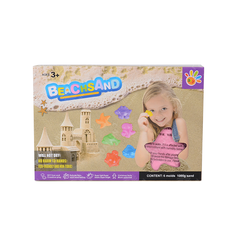 2018 Hot Selling Beach Sand Toys for kids educational